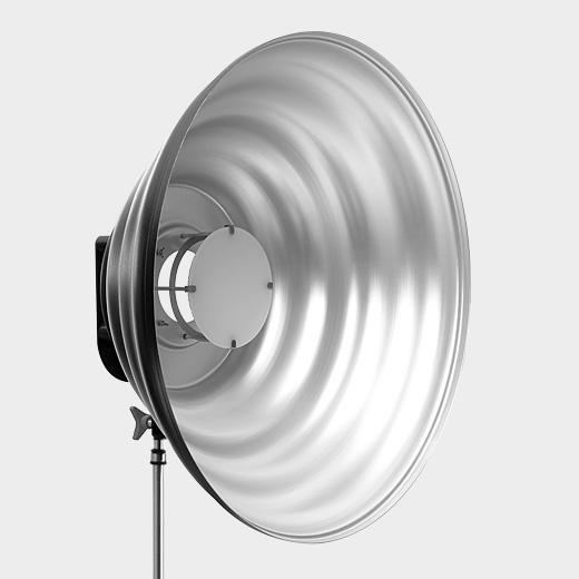 MOLA Reflector lighting photography