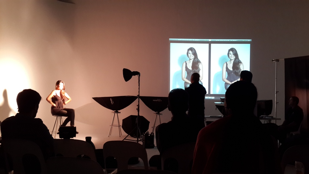 Profoto Light Shaping Academy with Andrea Belluso