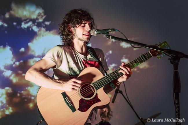 David Meulen album launch at Roodebloem Studios
