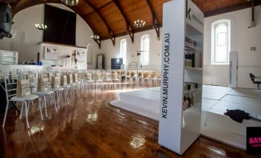 Kevin.Murphy Haircare Range SA Launch