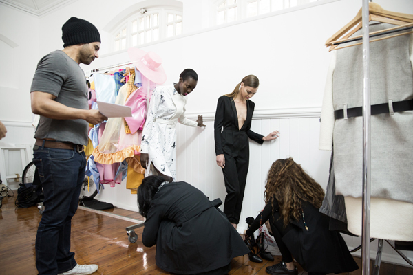 Elle Rising Star Backstage At Roodebloem Studios 15