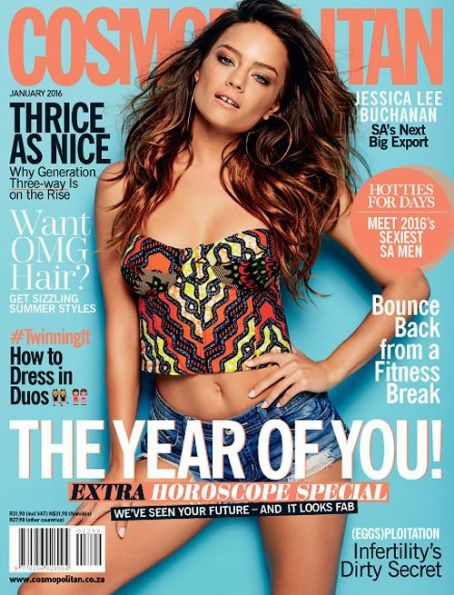 COSMO COVER JANUARY 2016