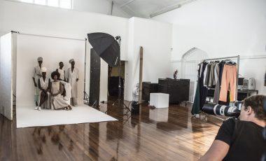 Mille Collines X Photographer Aubrey Jonnson X Deon Redman X Jenna McArthur PR    Photo By Tatyana Levana